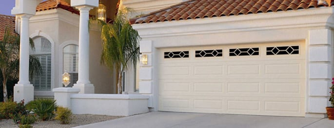Residential Steel Garage Door