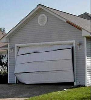 Garage Door Break-Ins