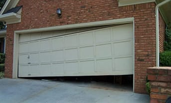 Action Garage Door is the professional to call for repairs on a broken steel garage door and they are the installation and service experts in Hurst Texas