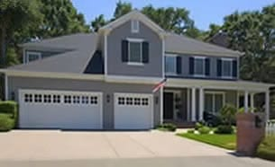 Duncanville Tx Action Garage Door emergency install and repair of steel garage doors and their openers professional in the Desoto Texas for residential and commercial