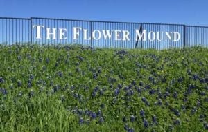 city of flower mound tx sign