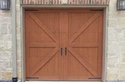 For custom residential wood garage doors installed and repaired in Frisco Texas the local professionals all work for Action Garage Doors of Plano