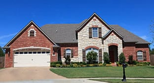 Saginaw Texas residential and commercial steel garage doors installation and repair by Action Garage Doors of the Dallas and Fort Worth Tx