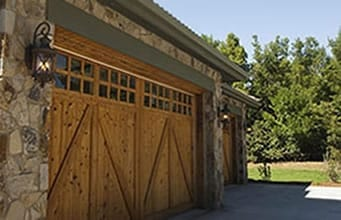 Action Garage Doors is your professional residential wood garage door opener install and repair technicians of the Southlake Texas area from the home office in Plano Tx