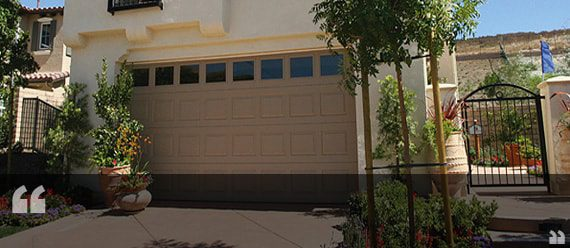 Austin Texas residential and commercial garage door repair, maintenance, and installation by Action Garage Doors professional technicians
