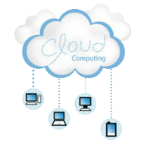 cloud computer icon