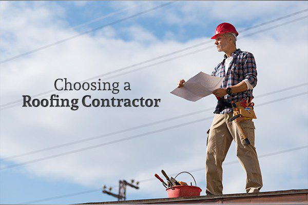 Become An Expert When Choosing Your Next Roofing Contractor