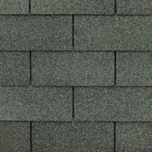 Close up photo of GAF's Royal Sovereign Slate shingle swatch