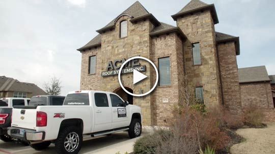video thumbnail for Acme Roof Designing Spaces DFW Local Edition