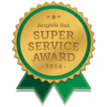 Angles List Super Service Award 2014