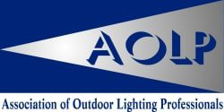Association of Outdoor Lighting Professionals badge
