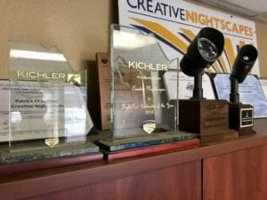Kichler Contractor Awards