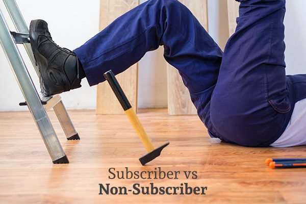 Subscriber Vs Non Subscriber Hernandez Law Group P C