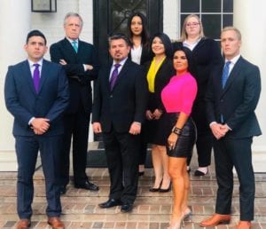 Hernandez Law Firm staff