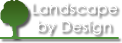 Landscape By Design logo