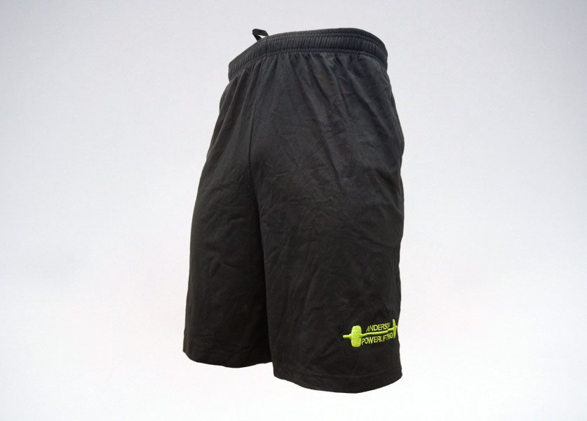 anderson powerlifting KLA barbell shorts