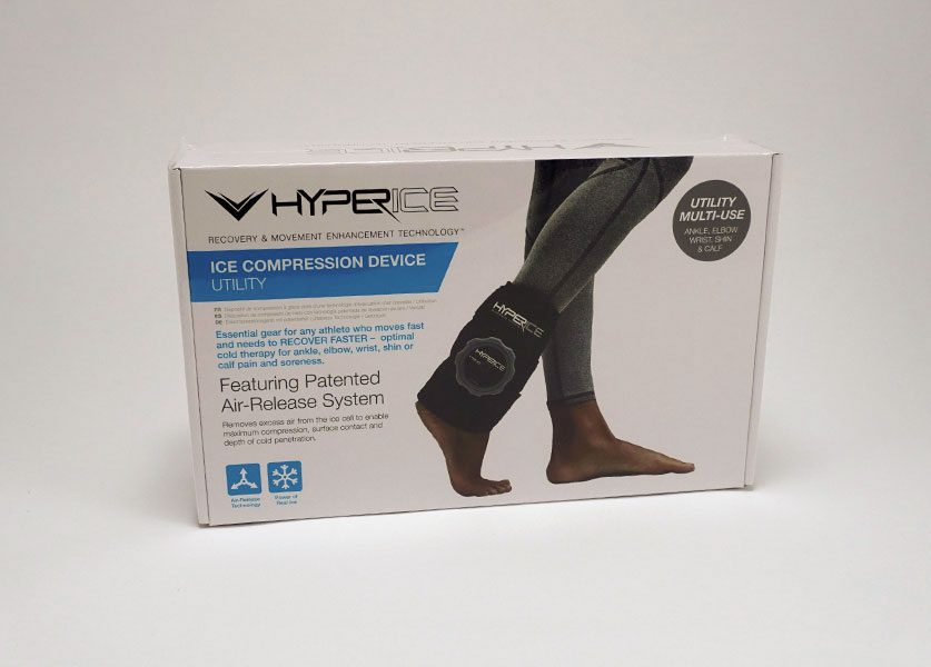 hyperice utility ice compression device
