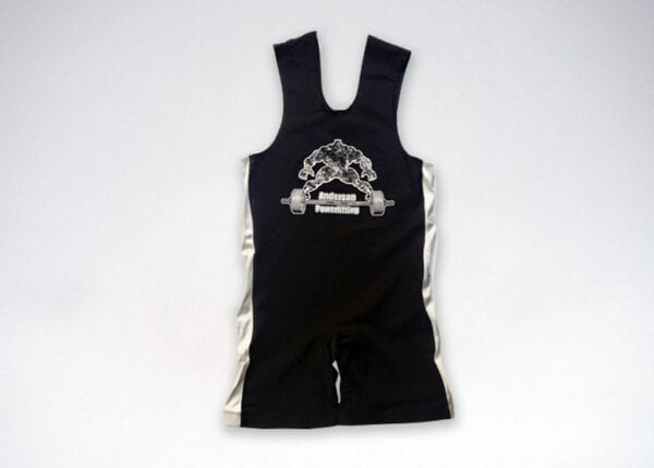 kla singlet with splatter paint logo