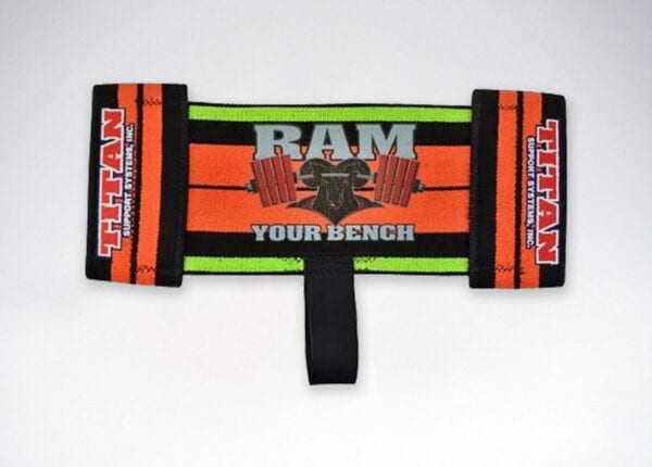 titan ram bench press aid