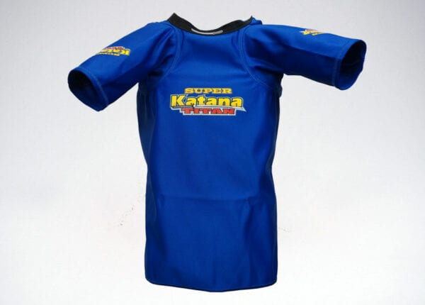 titan super katana bench shirt