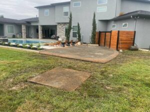 before synthetic turf and golfing green