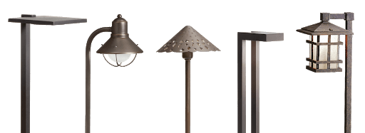 Selecting the right outdoor lighting fixtures can make a huge impact on the end result.