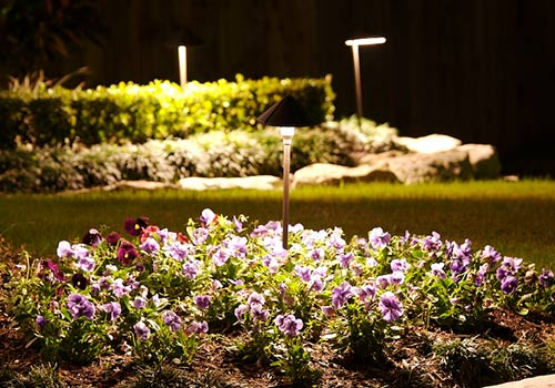 Pathway LED outdoor lights