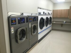 hotel washer and dryer